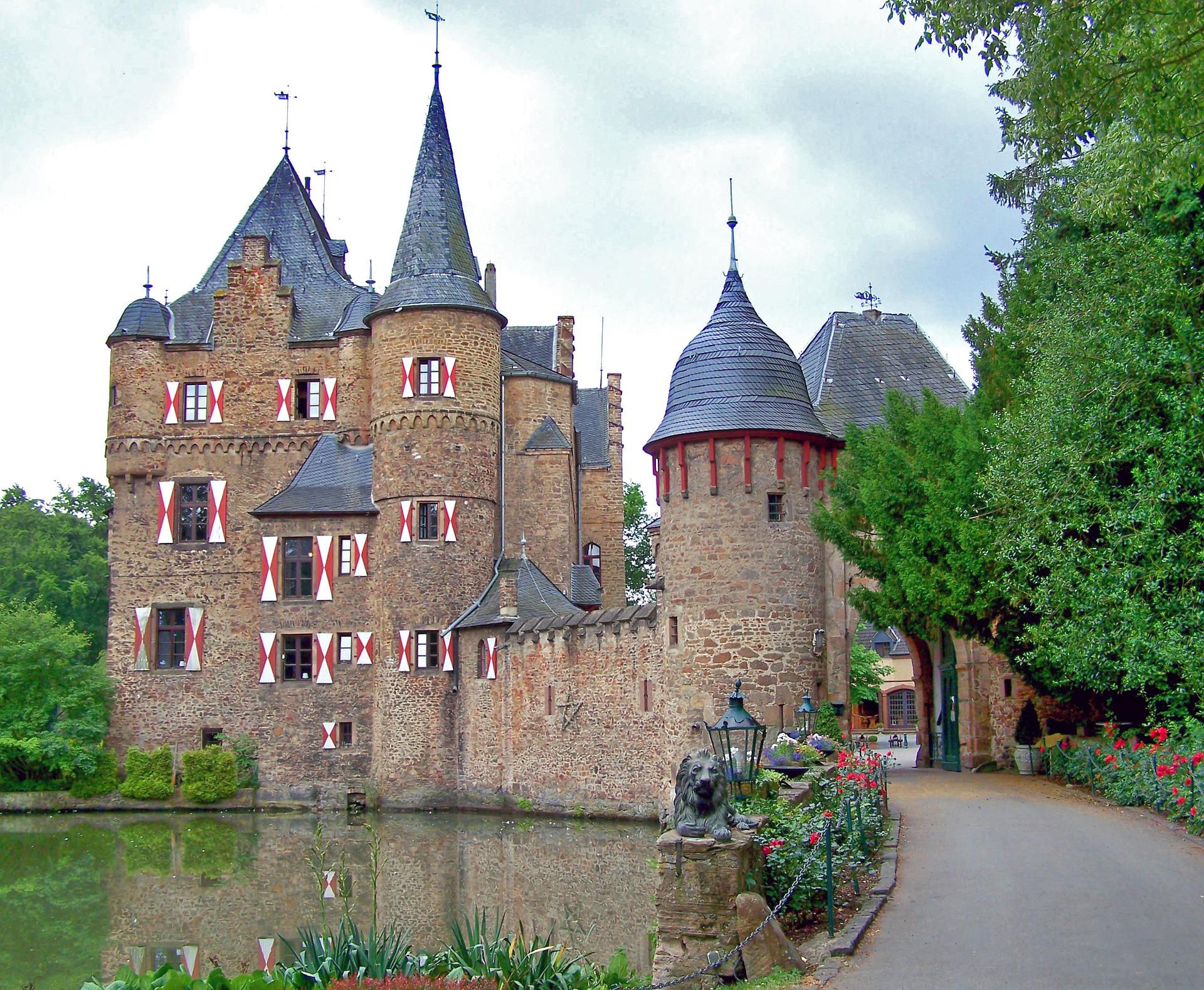 Ritterspiele auf Burg Satzvey