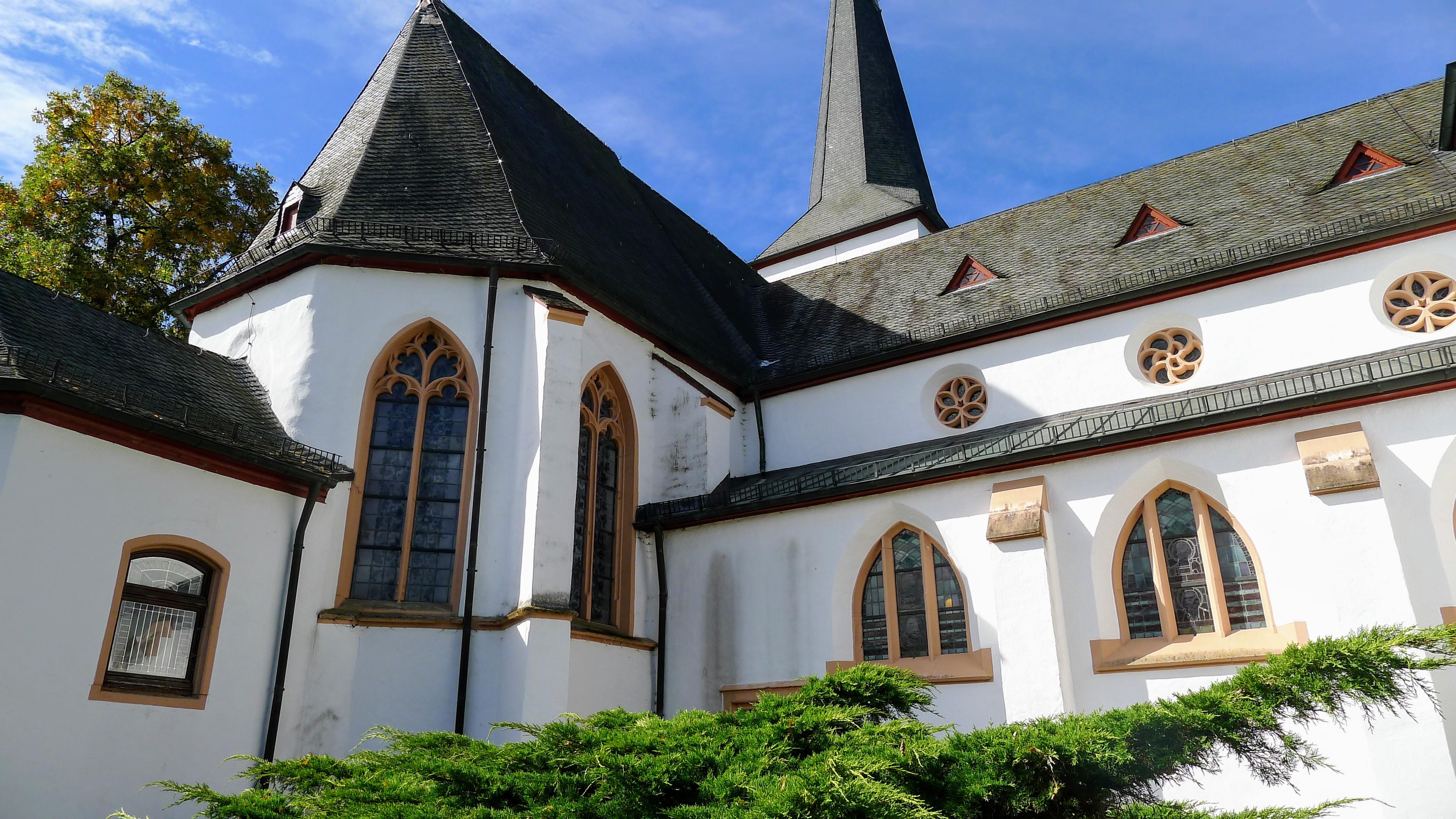 St. Helena in Mutscheid - Kleinod der Spätgotik