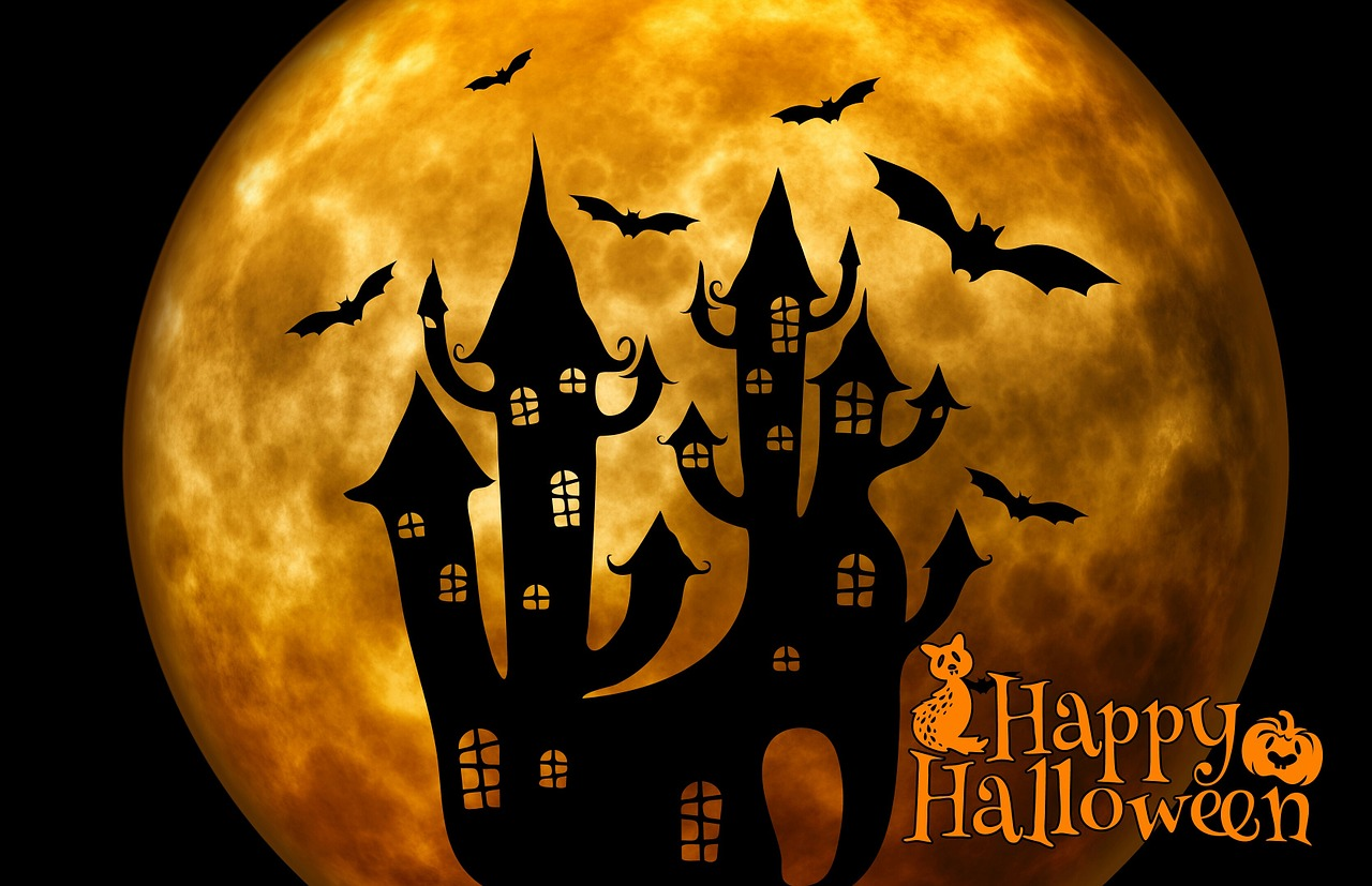 Halloween am 26. und 31. Oktober auf Burg Satzvey
