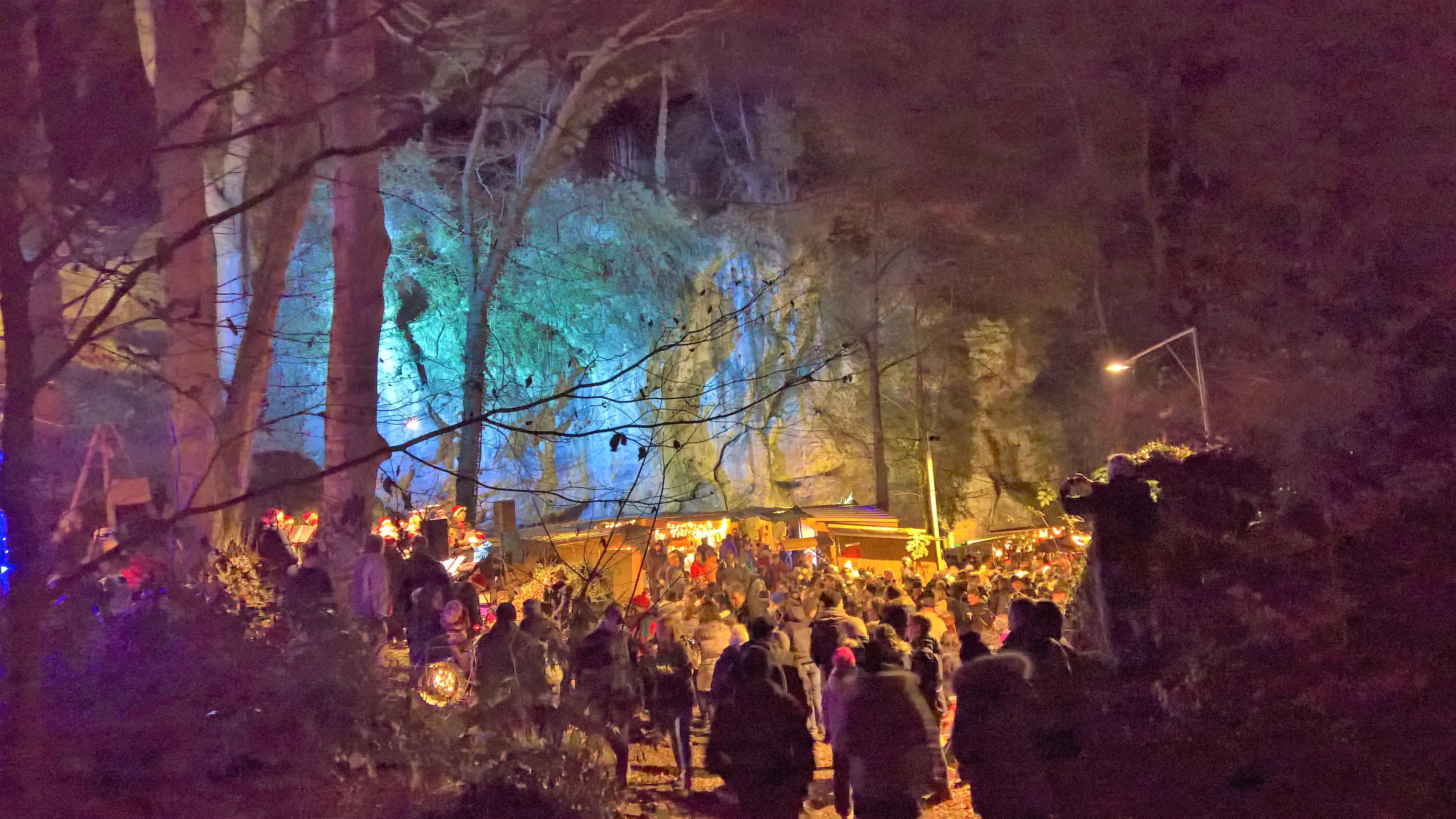 Weihnachtsmärkte in Bad Münstereifel und Umgebung