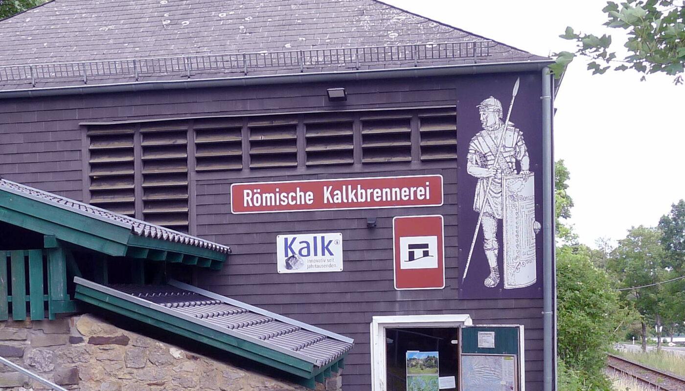 Römische Kalkbrennerei in Bad Münstereifel